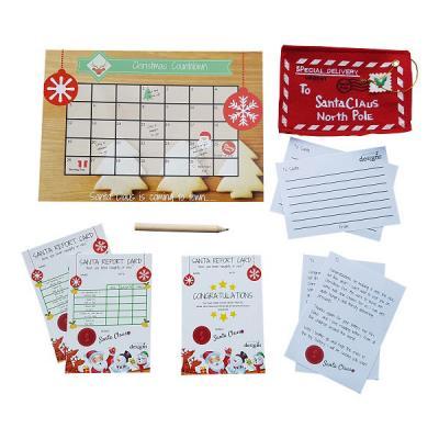 Christmas Letter Writing Pack
