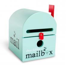 Mint Dear Little Mailbox