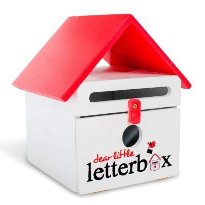 Red Dear Little Letterbox