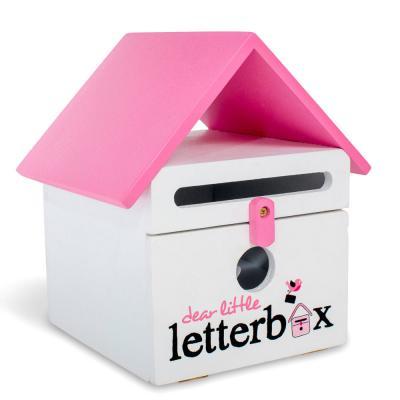 Pink Dear Little Letterbox