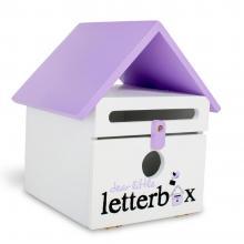 Violet Dear Little Letterbox