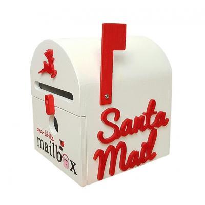 CHRISTMAS Dear Little Mailbox